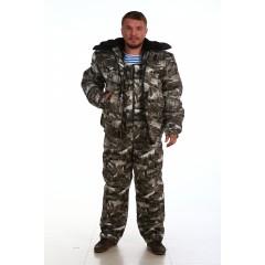 костюм рыбака зимний
