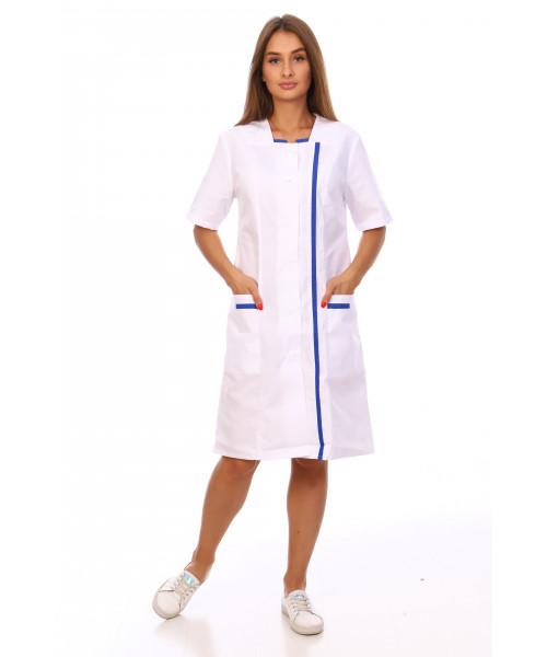 Халат медицинский М-122