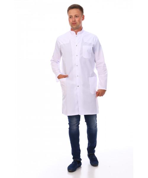 Халат медицинский мужской М-048