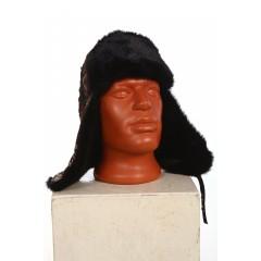 шапка мех